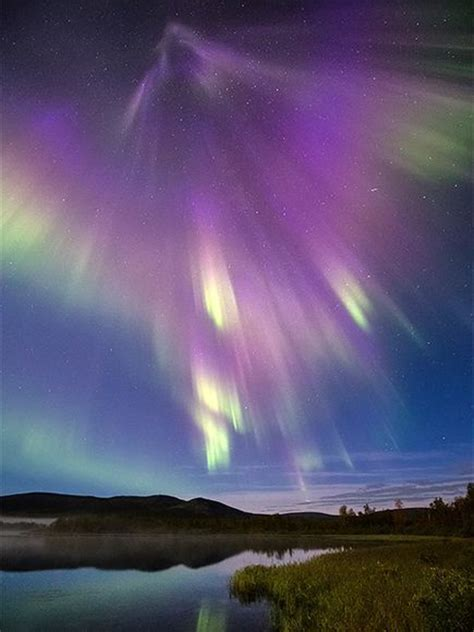 Top 15 Stunning Photos Of The Northern Lights  Sky Rye Design