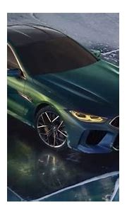 BMW M8 Gran Coupe - interior Exterior and Price - YouTube