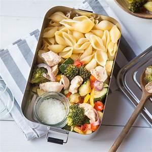 Meal Prep Einfrieren : ofenh hnchen mit buntem gem se und pasta rezept ~ Somuchworld.com Haus und Dekorationen