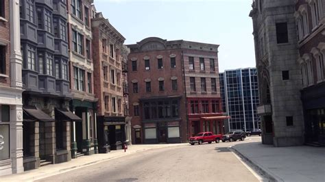 Badmöbel Set New York by New York City Set Universal Studios