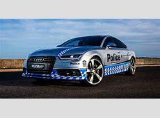 Audi S7 Sportback, BMW i8 to boost police profile photos