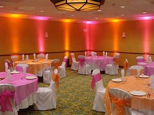orange and pink party ideas wedding shower decorations With pink decorations for weddings