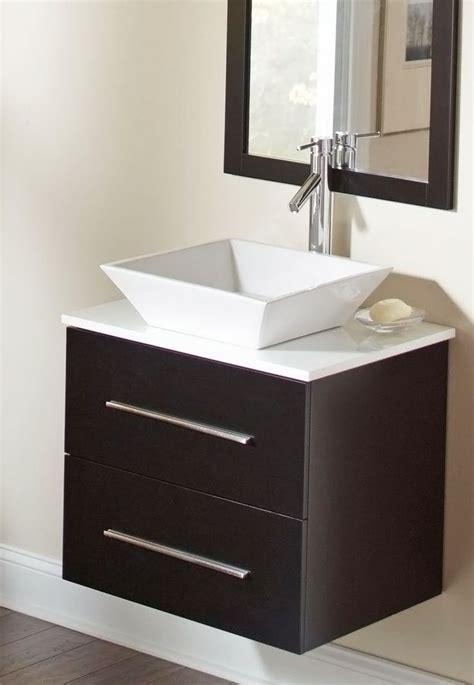 Floating Vanity Sink by 1000 Ideas About Floating Bathroom Vanities On