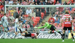 Hayter stoops to destroy Leeds Wembley dream and take ...