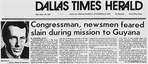 StevenWarRan: November 19, 1978, AP, U.S. Rep., Newsmen ...