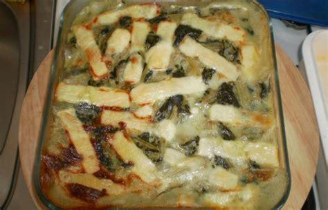cuisiner les cotes de bettes gratin de cote de blettes recette dukan pl par