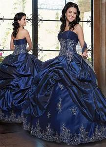 disney princess dark blue dress images With dark blue wedding dress