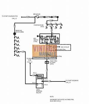 1986 International Truck Wiring Diagram Wiringdiagramsv Enotecaombrerosse It