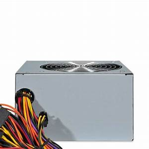 Powerup  Gen-2004 550 Watt Atx Power Supply