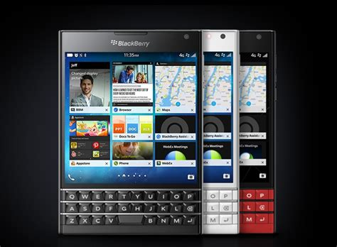 blackberry passport os 10 3 1 2480 leaks with screen