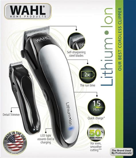 wahl 8110 017 balding professional hair clipper wahl hair clippers www pixshark images galleries