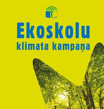 Ekoskolu klimata kampaņa