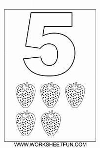 number coloring | Darzelio mokymui | Pinterest ...