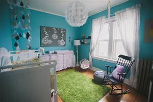 grass-rug-nursery-room-ideas