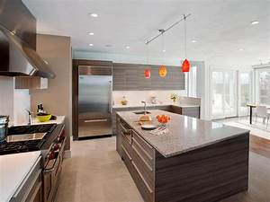 17 top kitchen design trends kitchen ideas design with With kitchen cabinet trends 2018 combined with kids art wall display