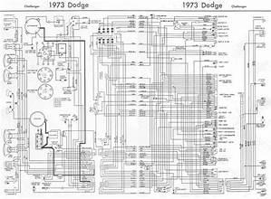 1973 Dodge Challenger Wiring Diagram 24261 Ilsolitariothemovie It