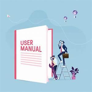 User Manual Concept