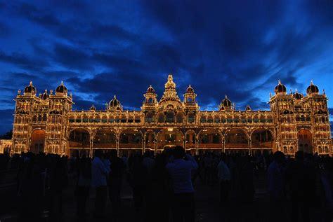 filemysore palace sunday lightsjpg wikimedia commons