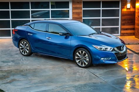 New 2015 Nissan Maxima by 2016 Nissan Maxima Reviews And Rating Motor Trend