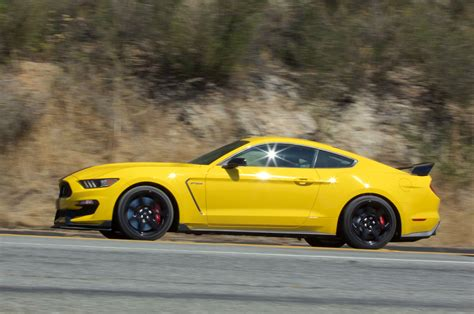ford shelby gt  week review automobile magazine