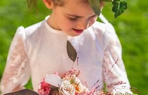 Couronne De Fleurs Mariage Petite Fille : mariage fleuriste maison montagnac tulle en corr ze ~ Dallasstarsshop.com Idées de Décoration