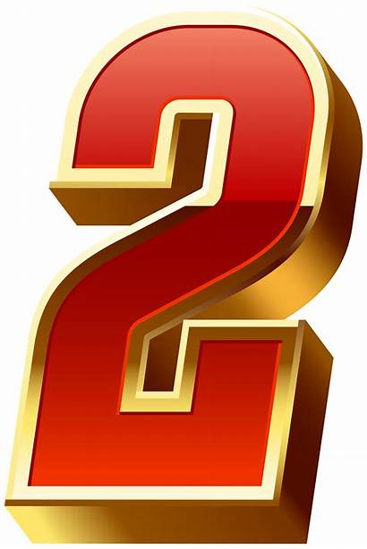 Transparent Number Numbers Clipart Decorative Yopriceville