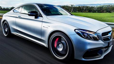 Mercedes-amg C63 S Coupe 2016 Review