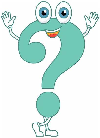 Question Mark Cartoon Clipart Animated Language Questions