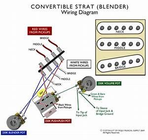 Strat Blender Wiring Diagram