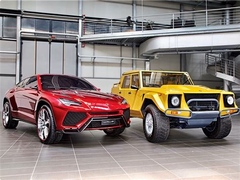 Drive with Dave » Lamborghini Urus SUV Electrifies