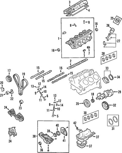 Hyundai Santum Fe 2001 Engine Diagram Air by Xg350 Hyundaiparts