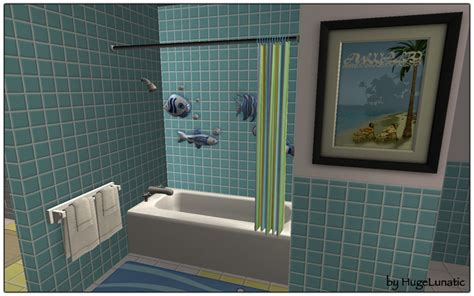 3 Tub Shower Combo by Mod The Sims Maxis Shower Tub Combo Backless