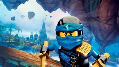 Ninjago Lego Painel Ninja 2x1 Festa Wallpapers