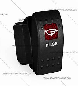 Bilge Rocker Switch