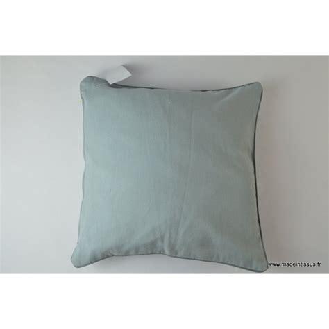 housse pour coussin 40x40 polyester coloris gris