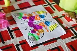 Activité Manuelle Enfant 3 Ans : le printemps mon joli papillon maman pinterest activit manuelle enfant sym trie et ~ Melissatoandfro.com Idées de Décoration