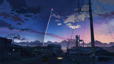 Makoto Shinkai Wallpaper Hd Makoto Shinkai Wallpapers 92 Images