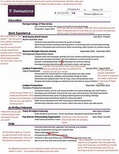 What Employers Are Looking For Your PR Résumé