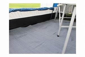 Tapis Vinyle Sol : tapis de sol vinyle 250 x 600cm kampa ~ Premium-room.com Idées de Décoration