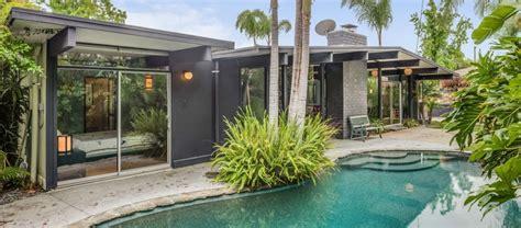 contemporary craftsman house plans mid century modern homes plans modern house plan