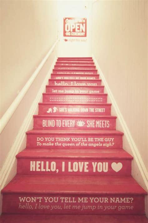 escalier peint  idees peinture escalier bricobistro