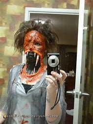 scary homemade halloween costume ideas