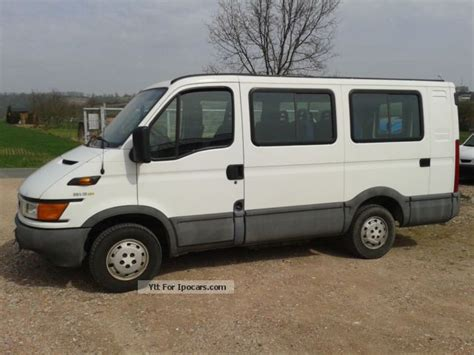 2003 Iveco Daily 29l12cl Climate Cruise Control Auxiliary