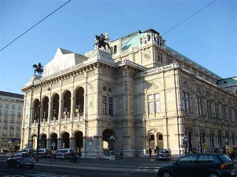 Vienna Opera House Tours Info & History