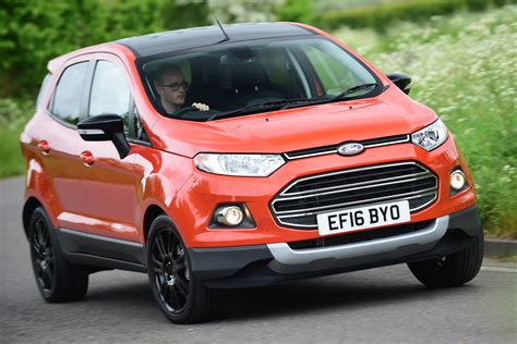 ford ecosport titanium   review auto express