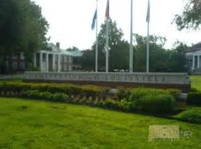University of Louisville College Campus