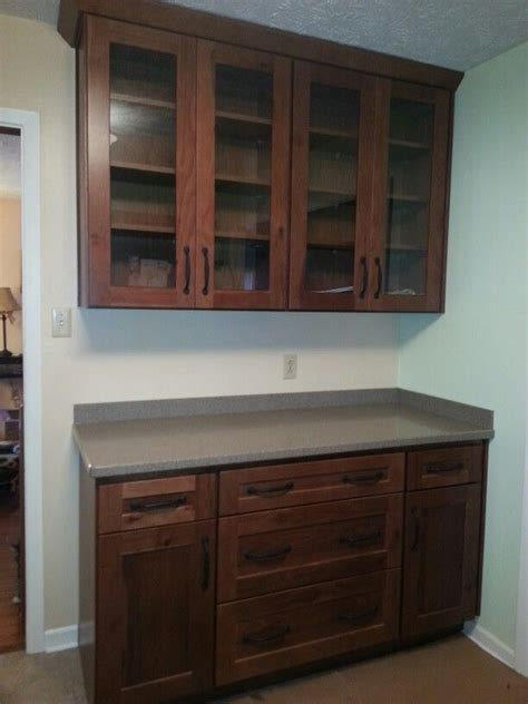 empty kitchen wall ideas china cabinet with easy drawers created for an