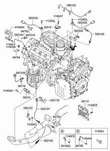 Hyundai Sonata Sensor