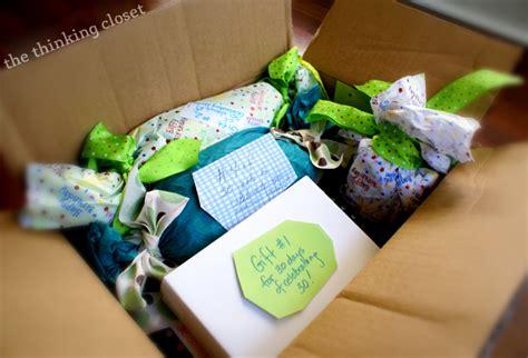 Creative 30th Birthday Gift Ideas