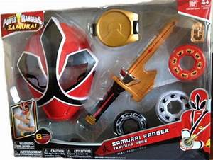 Trip-Power Ranger Samurai Samurai Ranger Training Gear ...
